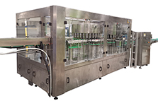 Water and Beverage Filling Line
