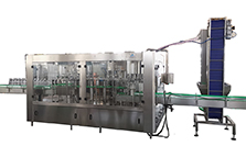 3-10L Bottle Washing Water Filling and Capping Machine